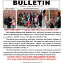 "Bulletin 48/42 – ""Rap Sheet Day"" Prepares 55 for ""Expungement Summit"""